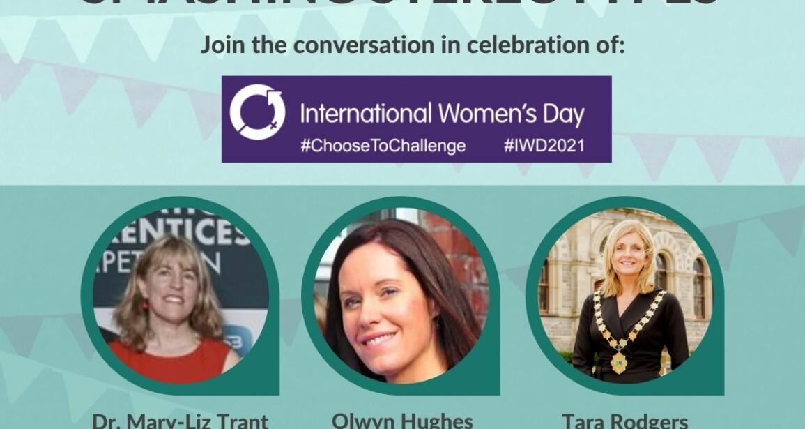 Sales Apprenticeship: International Women's Day 2021 Webinar on Smashing Stereotypes
